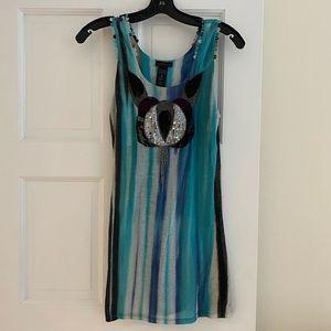 Custo Barcelona dress - size 2 - worn once w tags!